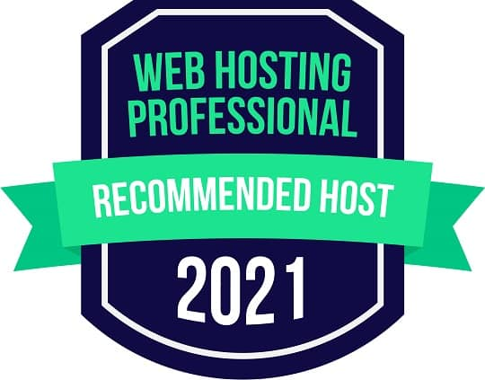 Web Hosting Professional Recommended Host